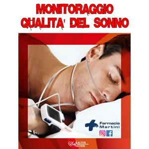 Monitoraggio qualità del sonno